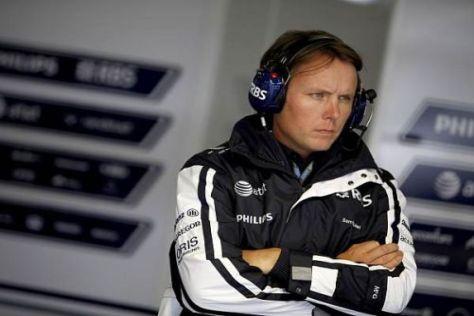 Technikchef Sam Michael sieht die neue Strecke als Chance für Williams