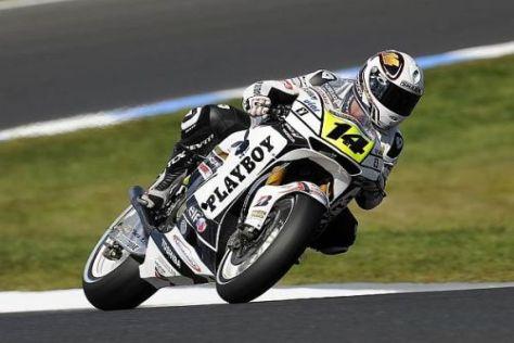 Auf der LCR-Honda wird 2011 Toni Elias sitzen - De Puniet bei Pramac-Ducati