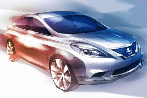 Nissan Tiida (2011)