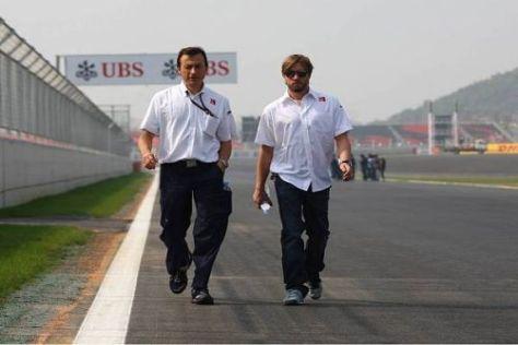 Nick Heidfeld weiß noch nicht, wo und ob er 2011 Formel 1 fahren wird