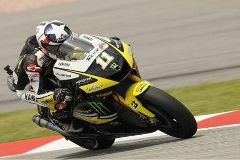 Ben Spies möchte bei Yamaha nach Möglichkeit eine lange Karriere haben