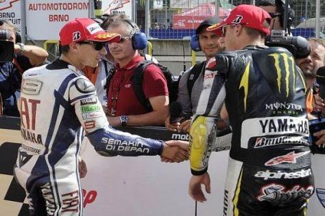 Lorenzo und Spies: Wie wird die Zusammenarbeit bei Yamaha laufen?