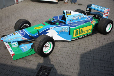Benetton-Ford F1 B194-8