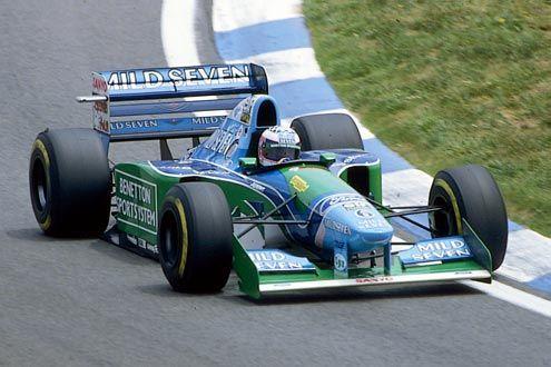 Benetton-Ford F1 B194-8 GP von Spanien