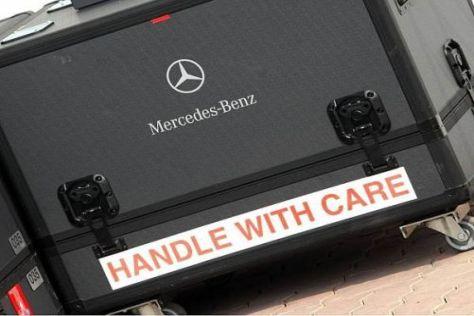 """""""Handle with care"""": Ross Brawn möchte Mercedes wieder ganz nach vorne bringen"""