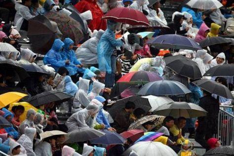 Laut Veranstalter sahen 80.000 Zuschauer den Sieg von Fernando Alonso