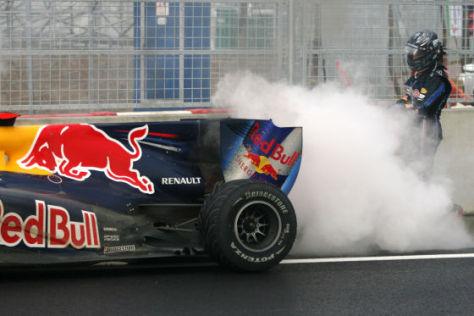Sebastian Vettel beim GP Südkorea