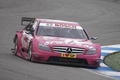 Mercedes-Pilotin Susie Stoddart hat sich in der laufenden Saison in Szene gesetzt