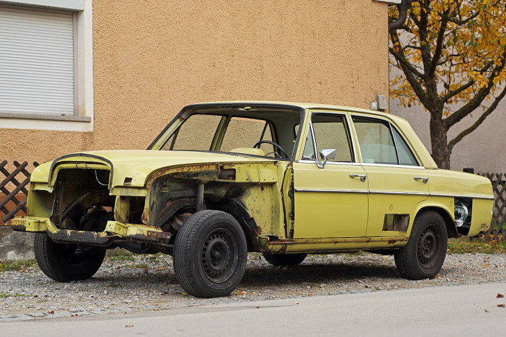 Mercedes S-Klasse W 108