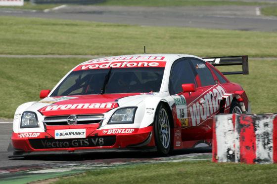 Opel Vectra 2004 Adria