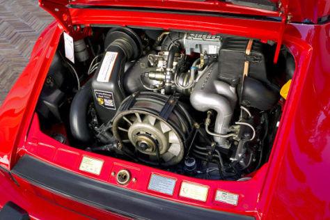 Porsche 911 Carrera Austauschmotor