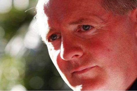 Mark Gallagher sieht auf die Cosworth-Partner keine Motorensorgen zukommen