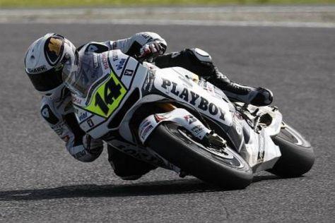 Randy de Puniet will sich in den letzten beiden Saisonrennen wieder steigern