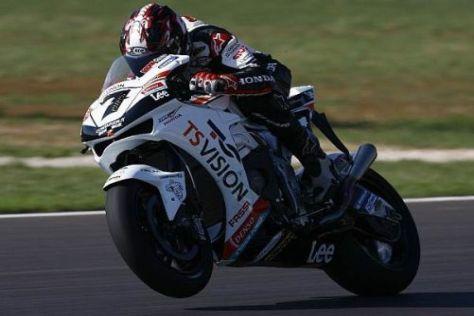 Carlos Checa startete zuletzt 2007 für LCR-Honda in der MotoGP