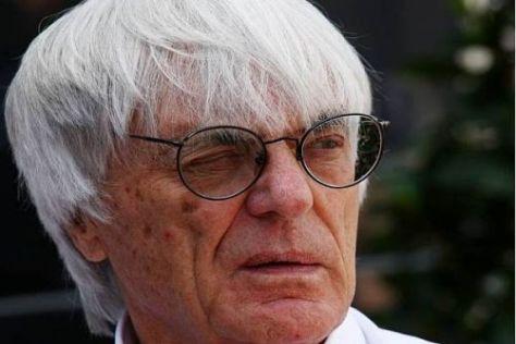Bernie Ecclestone nimmt seinen 80. Geburtstag überhaupt nicht wichtig