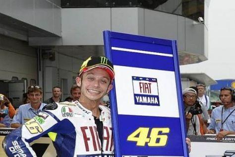Valentino Rossi hofft auf zwei Siege zum Abschluss der Yamaha-Zeit