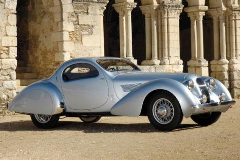 1938 Talbot-Lago T23 Teardrop Coupé