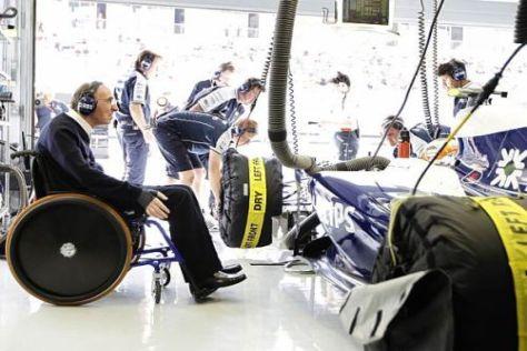 Frank Williams sieht Nico Hülkenberg auch in Zukunft in der Formel 1