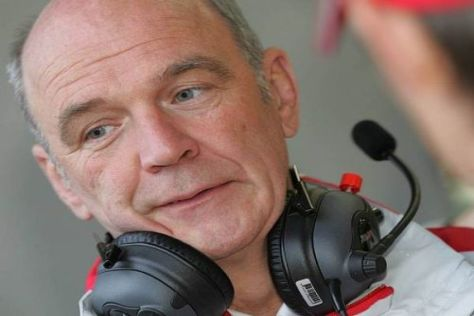 Wolfgang Ullrich sah in der Qualifikation taktische Fehler seiner Mannschaft
