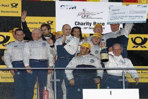 Spaß, Gas und guter Zweck in Adria: Das Rennen für Wings for Life