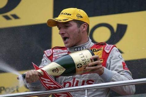 Timo Scheider holte seinen lang ersehnten ersten Saisonsieg