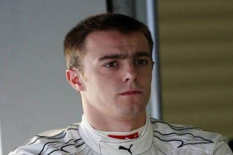 Bertrand Baguette testete 2009 für Renault und Sauber, bekam aber kein Cockpit