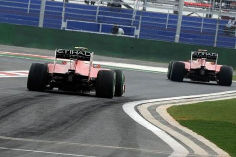 Ferrari kämpft 2010 mit Alonso um den Titel, Massa erhält 2011 eine neue Chance