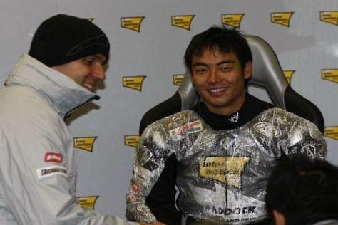 Hiroshi Aoyama und das Interwetten-Team gehen künftig getrennte Wege