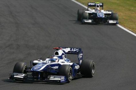 Rubens Barrichello und Nico Hülkenberg peilen in Interlagos die Top 10 an
