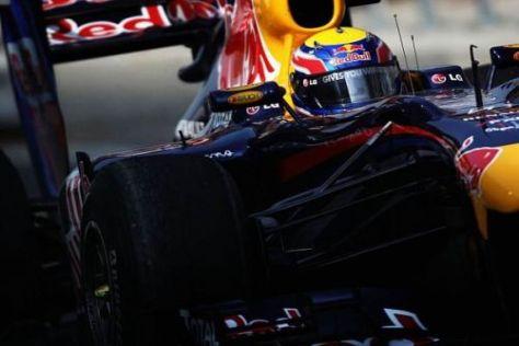 Die Experten räumen Mark Webber bessere Titelchancen ein als Sebastian Vettel
