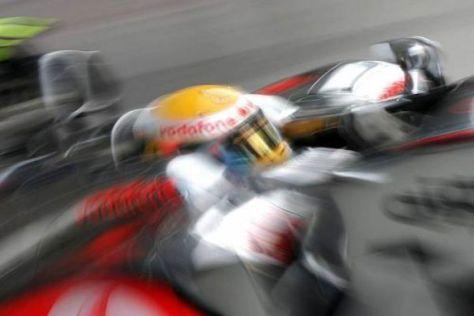 Lewis Hamilton will auch beim Titelfinale gewohnt aggressiv zu Werke gehen