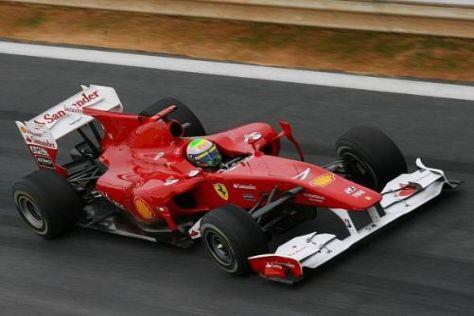 Felipe Massa soll Ferrari dabei helfen, 2010 beide Formel-1-WM-Titel einzufahren