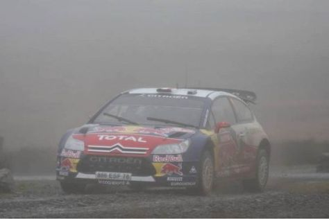 Sébastien Loeb führt in Wales das Feld von 63 Startern an