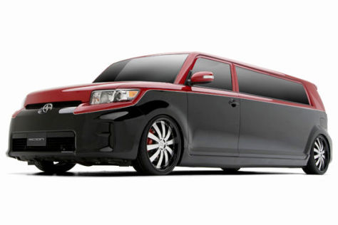 Scion Cartel xB