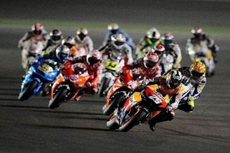 Die Schweizer Fans kommen in Zukunft in den Genuss von MotoGP-Rennen in HD