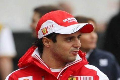 Felipe Massa muss Fernando Alonso womöglich auch in Interlagos unterstützen
