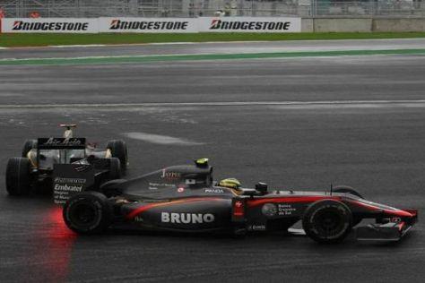 Getriebe von Williams: HRT schlägt 2011 eine andere Richtung ein als Lotus