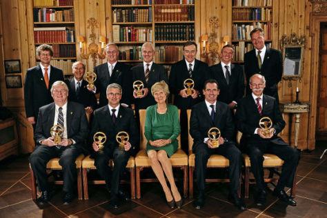 Das Goldene Lenkrad 2010