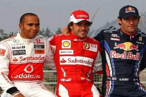 Kann Lewis Hamilton im Kampf um die Formel-1-Krone der lachende Dritte sein?