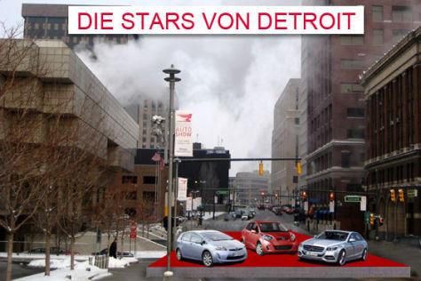 Die Stars von Detroit