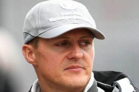 Michael Schumacher hofft beim Brasilien-Grand-Prix auf Punkte