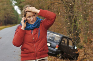 GPS-Notfallortung
