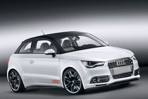 Audi A1-Sportversion