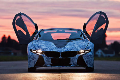 BMW Vision Efficient Danymics
