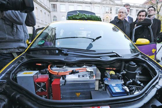 E-Audi A2 von Mirko Hannemann