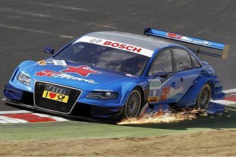 Alexandre Prémat ist zweitbester Fahrer eines Audi-Jahreswagens