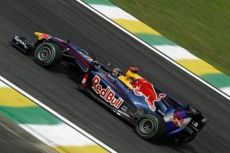 Sebastian Vettel begann mit zwei Bestzeiten am Freitag ideal
