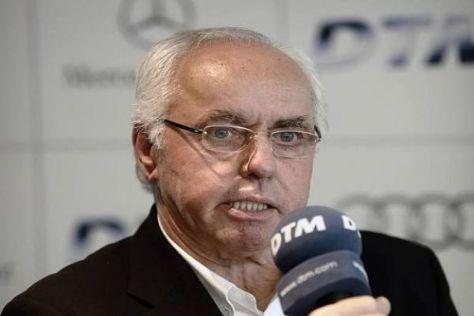 Hans Werner Aufrecht möchte das Feld auf permanente 24 Autos ausdehnen