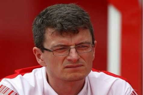 Chris Dyer ist mit dem Ausgang des heutigen Rennens nicht unzufrieden