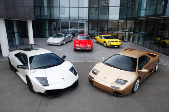 Letzter Lamborghini Murciélago ausgeliefert